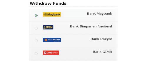 Pembayaran Online Banking Lynk.my