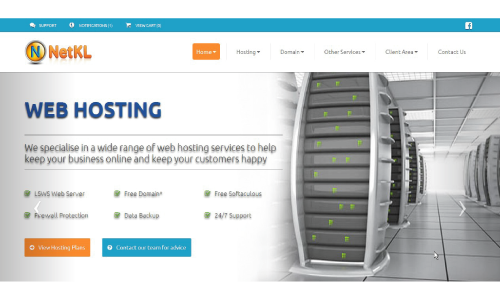 Web-Hosting-NetKL-Network