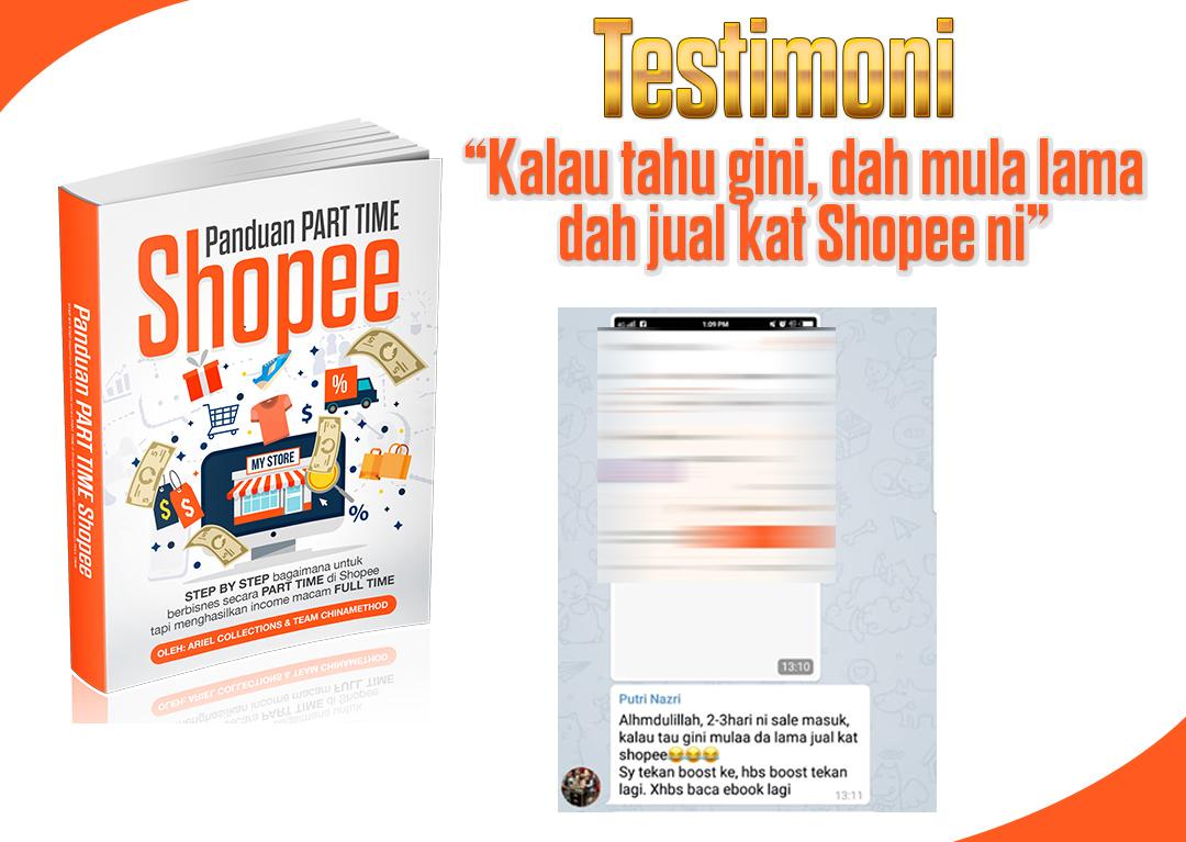 bisnes online shopee